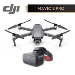 DJI Mavic 2 Pro avec DJI Google RE