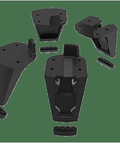Parrot Bebop 2 - Kit Nez + Pack de pieds