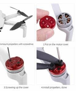 DJI Mavic Mini - Protections moteurs