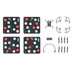 DJI Tello EDU - Pack de 3 drones pour école