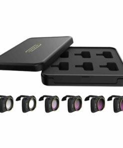 Sunnylife - Pack de 6 filtres DJI Mini - Mini 2